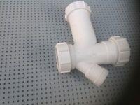 plumbing T junction