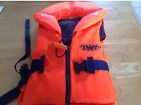 LTWF Kids life jacket 100N Buoyancy Aid