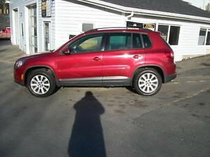 2009 Volkswagen Tiguan AWD AUTO 2.0 TURBO w/PANORAMIC SUNROOF