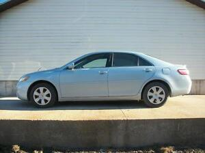 2007 Toyota Camry 4CYL AUTO WITH LEATHER