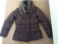 Monsoon Coat Size 14