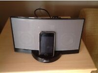 Bose iPod soundbox