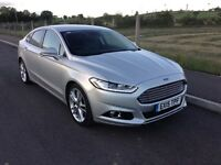 2015 Ford Mondeo 180ps Titanium X pack inc Warranty & Breakdown cover