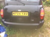 Tx1 with Nissan engine long mot been very reliable