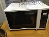 Daewood Microwave Convection/Grill Oven Nearly New