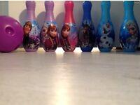 Frozen skittles set