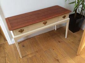 Beautiful mahogany side table