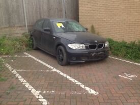 BMW 1 series 116i 2006 breaking all parts available