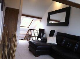 Superb Loft apartment / flat for rent in Penarth near Cardiff Bay