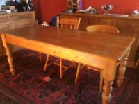 Free dining table 180x 80