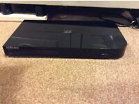 Samsung 3D blu ray player model:BD-H6500