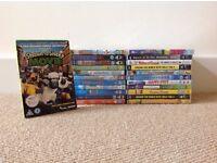 23+ Kids DVDs Bundle (Shaun the Sheep movie, Lion King, Rio)