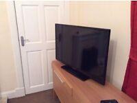 "40"" LCD HD Television"