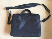 """DELL 17"""" LAPTOP BAG. Hardly used. Well padded extra protection. Other bags available...please ask."""