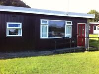 Two Bedroom Holiday Chalet for sale situated on Bideford Bay Holiday Park - for holiday use only