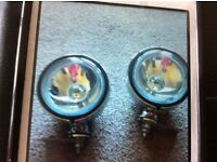 Mini spot lamps