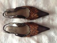 Kaleidoscope size 8 sandals as new