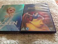 Disney frozen brand new and sealed £5 Snow White used £4 can deliver if local