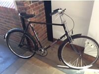 "Extra large 24"" gents bike bicycle Dutch style Pashley roadster"