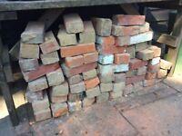 Old stock bricks