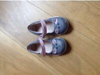 Clarks Girls Shoes 6.5 G