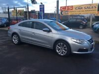 Volkswagen Passat cc 2.0 tdi diesel 2009 2 owners 80000 fsh long mot fullyserviced possible px