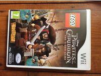 Nintendo Wii LEGO Pirates of the Caribbean