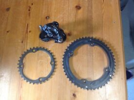 Campagnolo 11 speed components