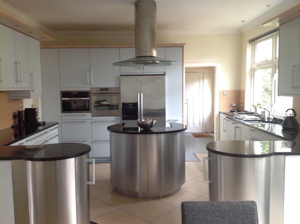 Poggenpohl Kitchen for sale  Granite work tops and Island unit   in  Edinburgh   Gumtree