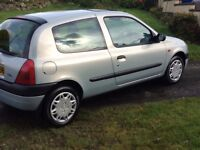 2001 Renualt Clio *** ONLY 70,834 MILES *** GREAT CONDITION ***