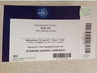 Blink Gig tickets