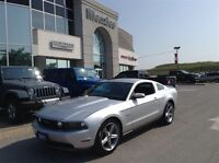 2011 Ford Mustang GT, Leather, Sync, Premium Wheels, Clean Carpr