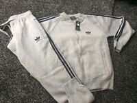 BRAND NEW DESIGNER TRACKSUITS ADULT SIZES S,M,L,XL