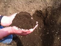 Screened Top Soil / Topsoil For Sale, delivery available