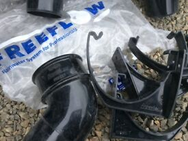 FREEFLOW GUTTERING FITTINGS