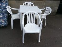 WANTED garden furniture and tools