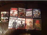Zombie DVD's