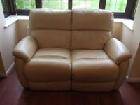 2 Seater and 3 Seater DFS sofas Manual and Electric recliners will split