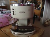 DeLonghi Icona vintage coffee machine