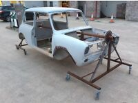 Mini Clubman 1275 GT Unfinished project