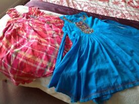 Girls Dresses 6yrs, 9 yrs