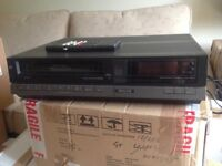 Philips VHS video recorder