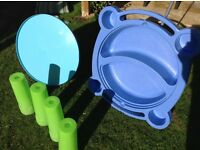 Childs sand/water tray
