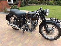 1954 Velocette 500 MSS in excellent condition
