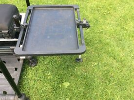 Preston innovations mega side tray with support leg