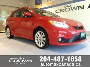 2012 Toyota Matrix XRS *Sunroof/ Foglights*