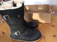 Ugg Kensington boots size 3
