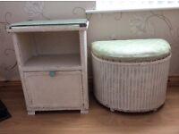 Vintage bedroom furniture