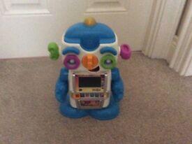 V Tech Gadget Robot