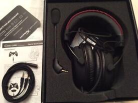 HyperX Cloud Core Gaming Headset. Brand New